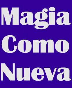 Magia Como Nueva